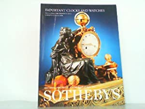 Important clocks and watches. Including the property of a German collector - Auction, Amsterdam, ...