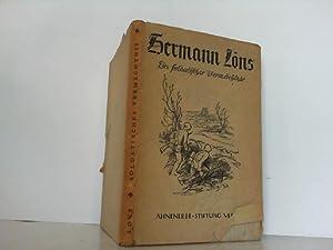 Hermann Löns. Ein soldatisches Vermächtnis.: Deimann, Wilhelm: