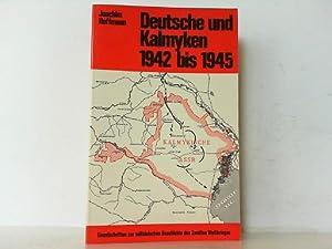 Deutsche und Klamyken 1942 bis 1945.: Hoffmann, Joachim: