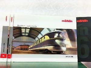 Märklin Jahrbuch 2006. Hier in 3 Bänden komplett !: Märklin: