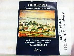 Herford, Porträt einer Stadt / Portrait of: Heinrich, Wolfgang: