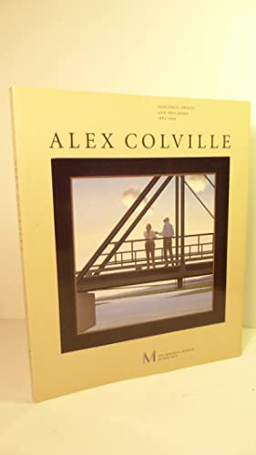 Alex Colville. Paintings, prints and processes. 1983-1994