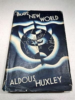 Brave New World (Original Jacket): Aldous Huxley