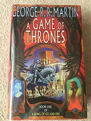 A Game of Thrones (SIGNED): George R R