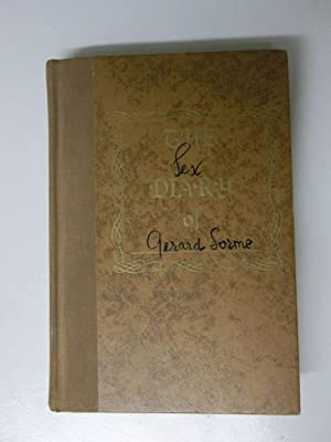 The Sex Diary of Gerard Sorme (Signed: Colin Wilson