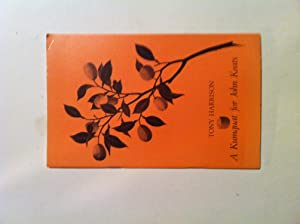 A Kumquat for John Keats ( One: Harrison, Tony