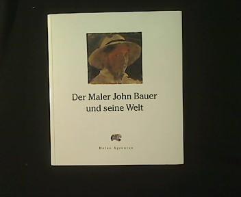 Der Maler John Bauer und seine Welt. - Agrenius, Helen