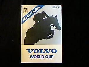 The 1984/85 Volvo World Cup Media Guide.: Ammann, Max E.: