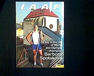 IAAF Magazine. Vol.24/2009 No.1. Einzelheft.: IAAF (Hg.):
