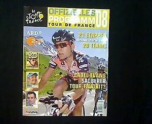 Offizielles Programm Tour de France 08. 21: Fillion, Patrick und