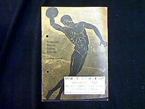 Programmheft: IAAF's Europacup 1967. Semifinal den 22-23