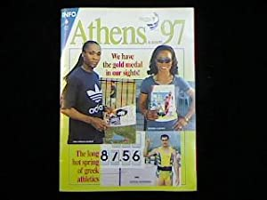 6th IAAF World Championships in Athletics. Athens: Theodorakopoulos, Yannis: