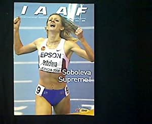 IAAF Magazine. Vol.23/2008 No.1. Einzelheft.: IAAF (Hg.):