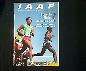 IAAF Magazine. Vol.20/2005 No.1. Einzelheft.: IAAF (Hg.):