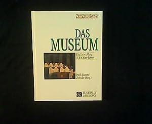 Das Museum. Die Entwicklung in den 80er: Preiss, Achim, Karl