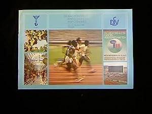35. IAAF-Kongress. 22.-24. August 1986 Stuttgart. XIV.: Organisationskomitee Europameisterschaft 1986: