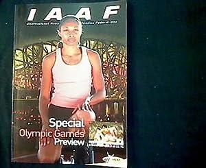 IAAF Magazine. Vol.23/2008 No.2. Einzelheft.: IAAF (Hg.):