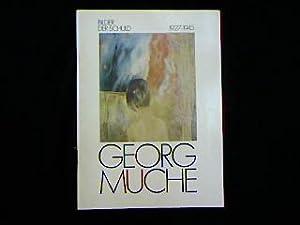 Georg Muche. Bilder der Schuld 1927-1945.: Weidemann, Friedegund (Katalog):