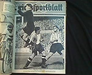 Reichssportblatt. Illustrierte Zeitschrift für Sport und Turnen.