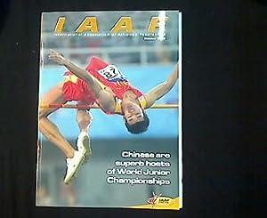 IAAF Magazine. Vol.21/2006 No.3. Einzelheft.: IAAF (Hg.):