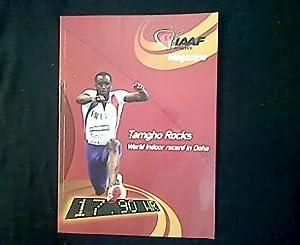 IAAF Magazine. Vol.25/2010 No.1. Einzelheft.: IAAF (Hg.):