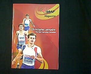 IAAF Magazine. Vol.25/2010 No.2. Einzelheft.: IAAF (Hg.):