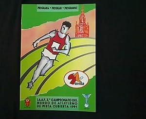 IAAF 3er Campeonato del Mundo de Atletismo