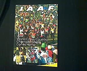 IAAF Magazine. Vol.22/2007 No.1. Einzelheft.: IAAF (Hg.):