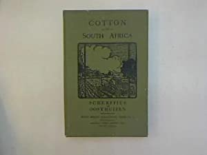 Cotton in South Africa.