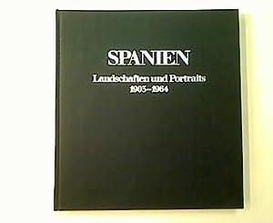 Spanien. Landschaften und Portraits 1903 - 1964.: Ortiz-Echagüe, José: