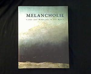 Melancholie. Genie und Wahnsinn in der Kunst.: Clair, Jean (Hg.):