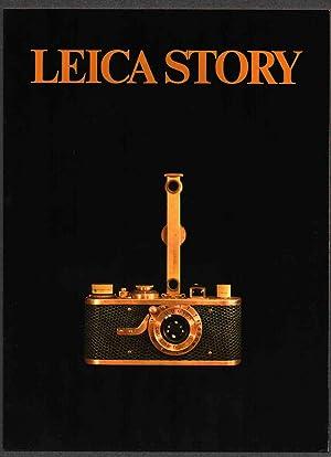 Leica Story. - Erarbeitet und zusammengestellt von: Pomeyrol, Camille und