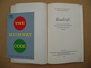 Roadcraft - A Manual of Driving Instruction: Metropolitan Police Driving