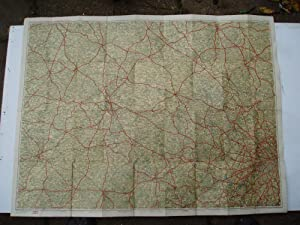 """Geographia"""" Two Miles to One inch Map: Alexander Gross"""