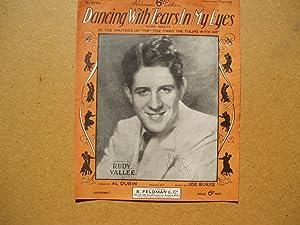 Dancing with Tears in My Eyes -: Al Dubin [Words];