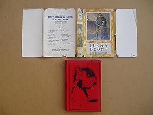 Lorna Doone - A Romance of Exmoor: R. D. Blackmore