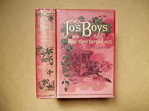 Jo's Boys and How They Turned Out.: Louisa M. Alcott