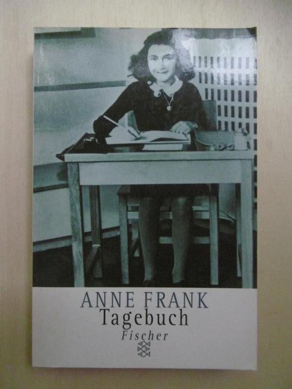 Anne Frank Tagebuch. Fassung von Otto H. Frank und Mirjam Pressler. (Aus dem Niederländischen von Mirjam Pressler).