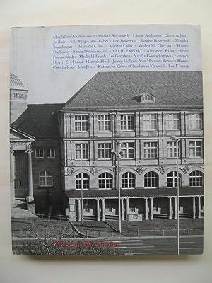 Künstlerinnen des 20.Jahrhunderts :Museum Wiesbaden, 1.September -: Rattemeyer, Volker /
