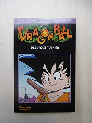 Dragon ball: Das grosse Turnier.