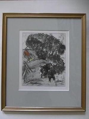 Le Lion de l'Âne chassant / Der: Chagall, Marc (1887-1985):