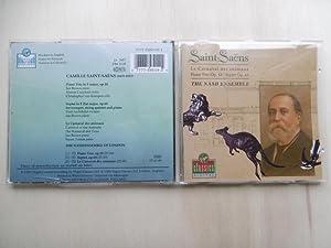 Le Carneval des animaux. Piano Trio Op.: Saint-Saëns / The