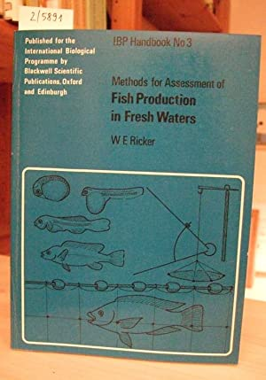 Methods for Assessment of Fish Production in: Ricker, W.E. (Ed.):