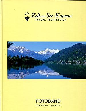 Zellam See: Kaprum: Europa Sportregion: Fotoband: Sochor, Dietmar (photography)