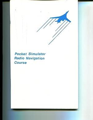 Pocket Simulator Radio Navigation Course: Tom Brenan