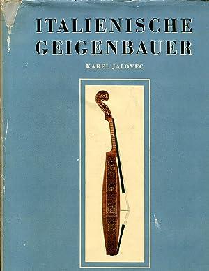 Italienische Geigenbauer: Jalovec, Karel