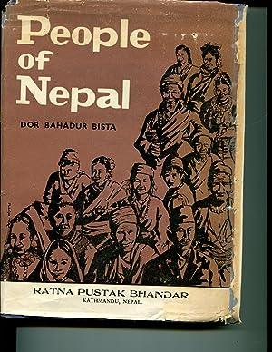 People of Nepal: Bista, Dor Bahadur