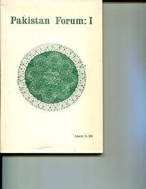 Pakistan Forum: I: Dil, Anwar S.