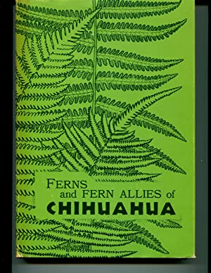 Ferns and Fern Allies of Chihuahua, Mexico: Knobloch, Irving and Donovan Correll