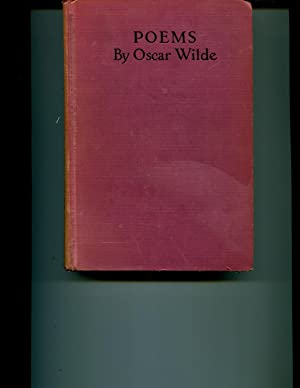 Poems By Oscar Wilde: Oscar Wilde - With Biographical Introduction By Temple Scott